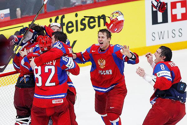 Чемпионат Мира по хоккею 2013 году