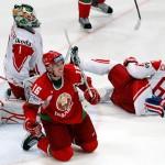 Дания — Беларусь 3-2. Видео