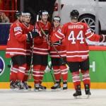 Канада — Словения 4-3 (ОТ). Видео