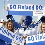 США — Финляндия. Обзор матча