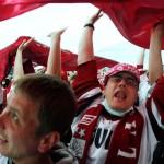 Словакия — Латвия 3-5. Видео