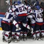 Франция — Словакия 2-6. Видео