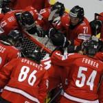 Швейцария — Чехия 5-2. Видео
