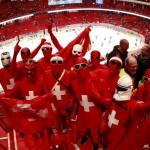 Полуфинал. Швейцария — США. Онлайн