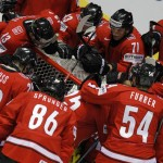 Норвегия — Швейария 1-3. Видео