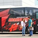 «Авангард» вернулся со сборов в Германии