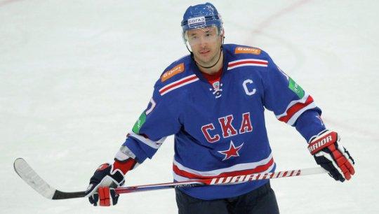 Ковальчук в СКА