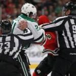 5 самых зрелищных драк недели в НХЛ