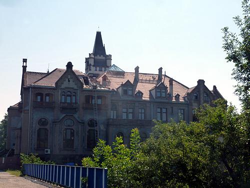 Дворец Шоена