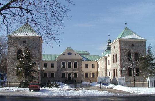 Селецкий Замок