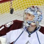Варламов — вторая звезда дня в НХЛ