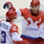 5 лучших моментов очередного игрового дня хоккейного турнира ОИ