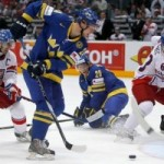 5 главных событий первого игрового дня хоккейного турнира ОИ