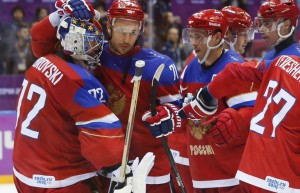 Sochi Olympics Ice Hockey Men