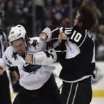 3 самых зрелищных драки недели в НХЛ
