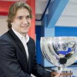 Плотников привёз кубок Чемпионов Мира на Дальний Восток