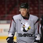 Костицын вновь стал игроком «Трактора»