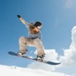 Лучший отдых в горах – катание на сноуборде