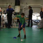 Профессиональный инвентарь для эффективной подготовки к хоккею
